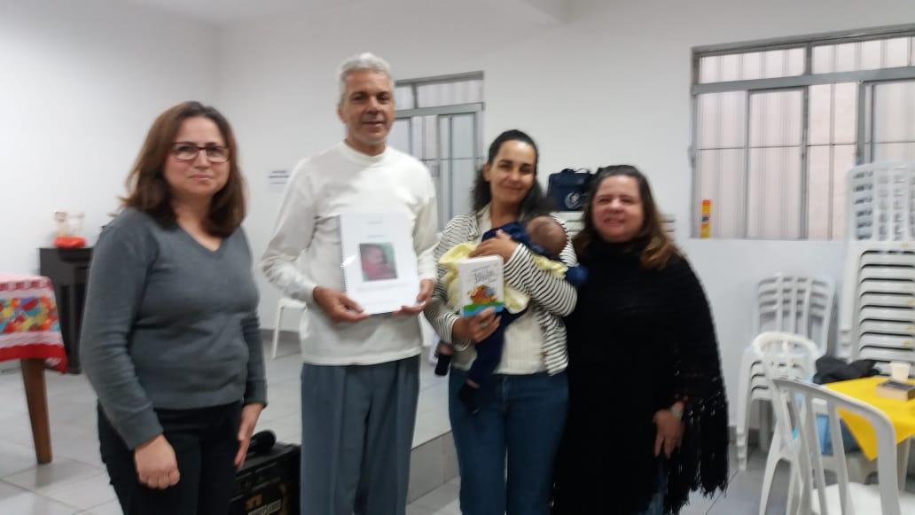 SAF - Sociedade Auxiliadora Feminina | Culto de gratidão a Deus pela vida do bebê | Foto: arquivo IPD (2018)