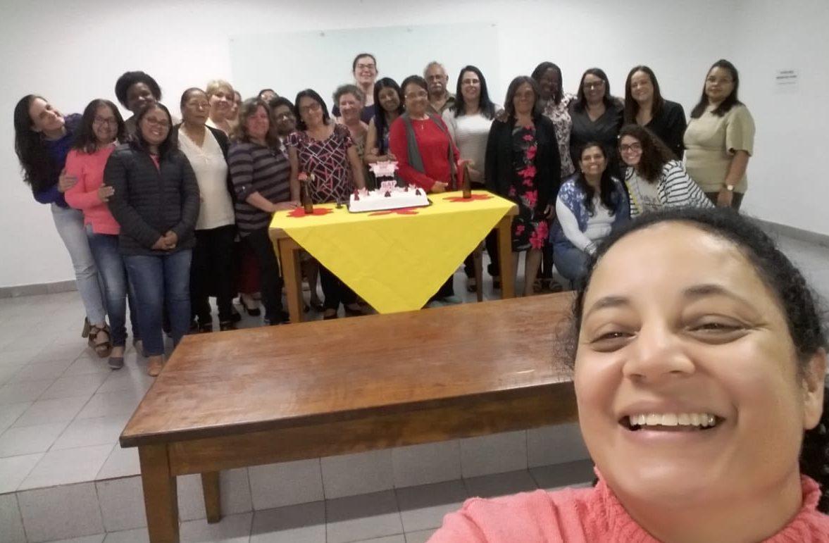 SAF - Sociedade Auxiliadora Feminina | Aniversário da sociedade | Foto: arquivo IPD (2019)
