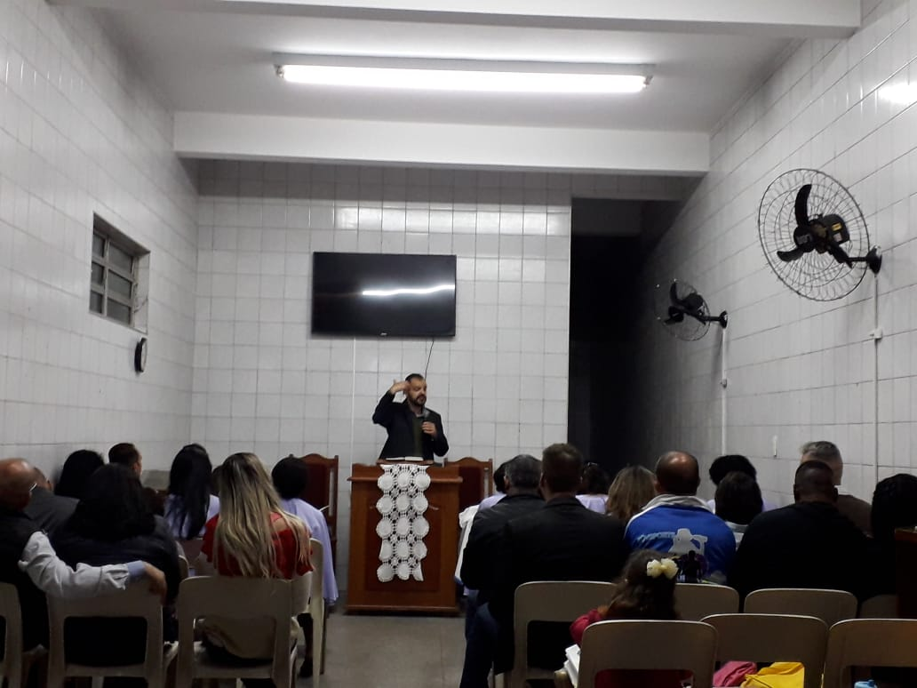 Culto Solene Congregação Campanário | Foto: arquivo IPD (2019)