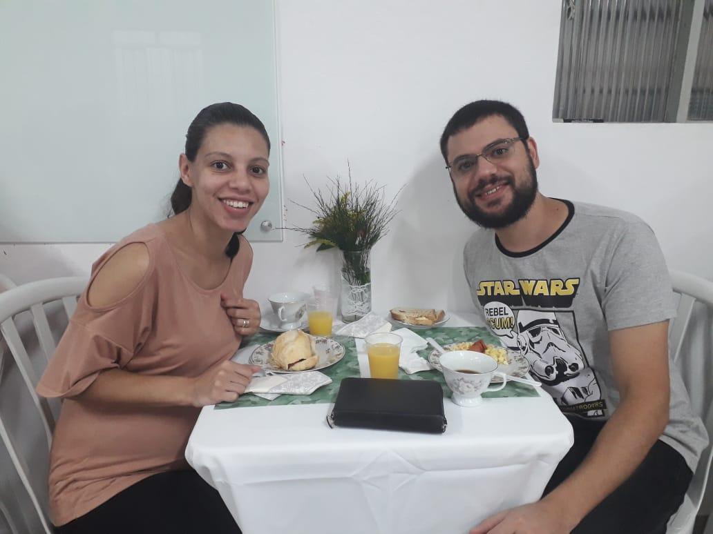 Ministério de Casais | Café da manhã especial com casais | Foto: arquivo IPD (2019)