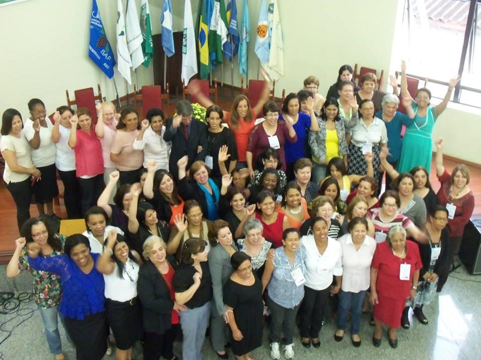 SAF - Sociedade Auxiliadora Feminina | Encontro de Sinodal | Foto: arquivo IPD