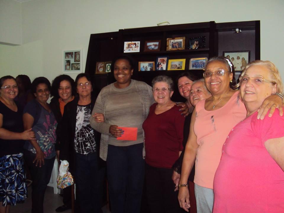 SAF - Sociedade Auxiliadora Feminina | Encontros nos lares | Foto: arquivo IPD