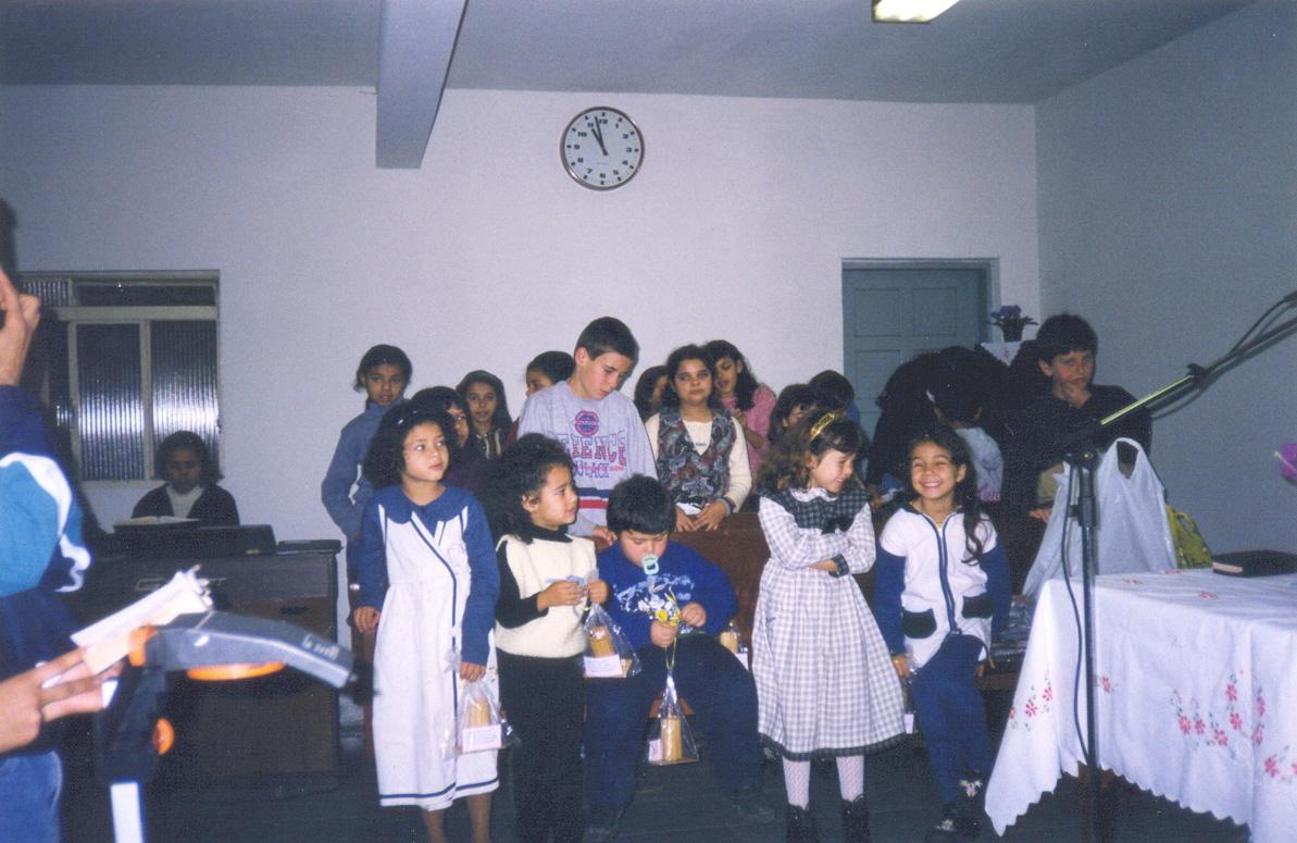 UCP - União de Crianças Presbiterianas | Foto: arquivo histórico IPD