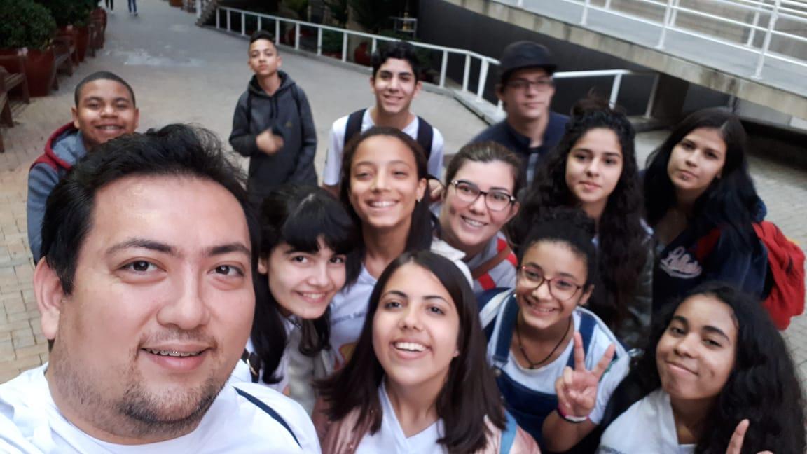 UPA - União de Adolescentes Presbiterianos | Encontro DNA (Dia Nacional do Adolescente Presbiteriano), Mackenzie | Foto: arquivo IPD (2018)
