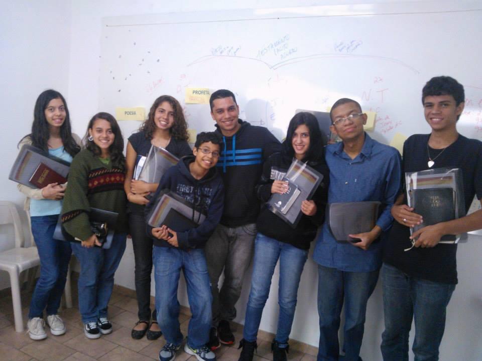 UPA - União Presbiteriana de Adolescentes | Escola Bíblica Dominical | Foto: arquivo IPD (2015)