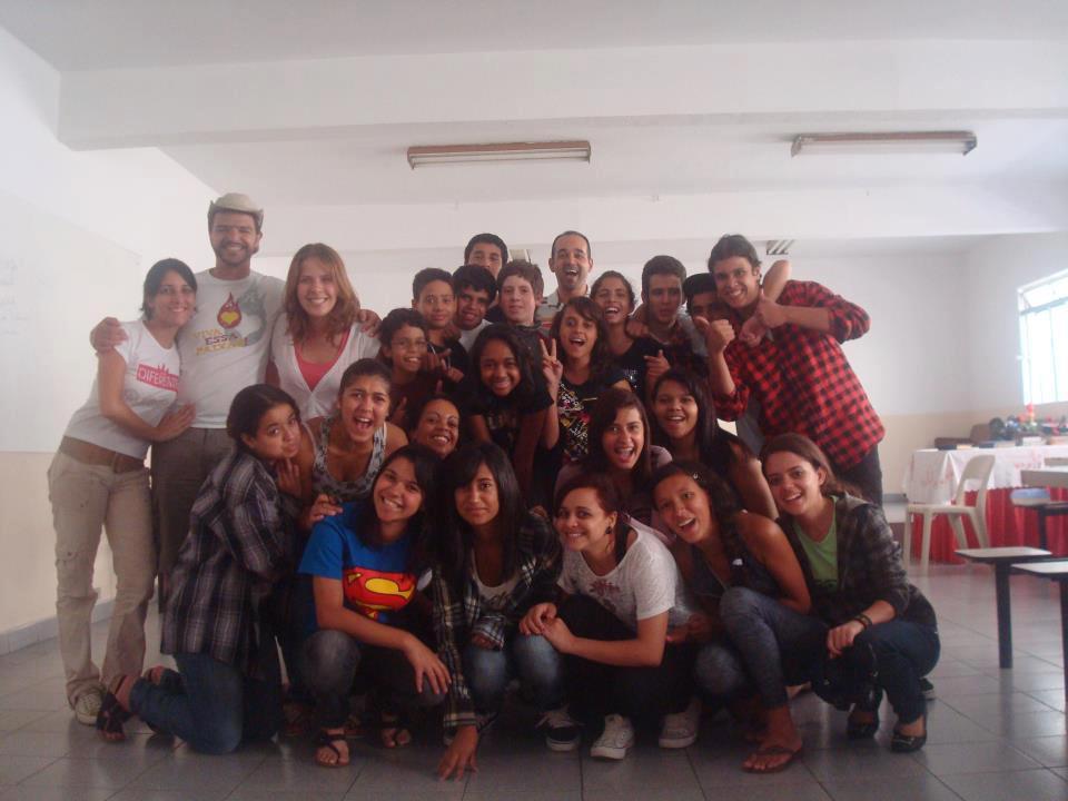 UPA - União Presbiteriana de Adolescentes | Acampadentro | Foto: arquivo IPD (2010)