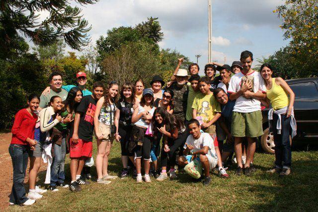 UPA - União Presbiteriana de Adolescentes | Acampamento | Intercâmbio IPD, Cong. Serraria e IP São Pedro | Foto: arquivo histórico IPD (2010)