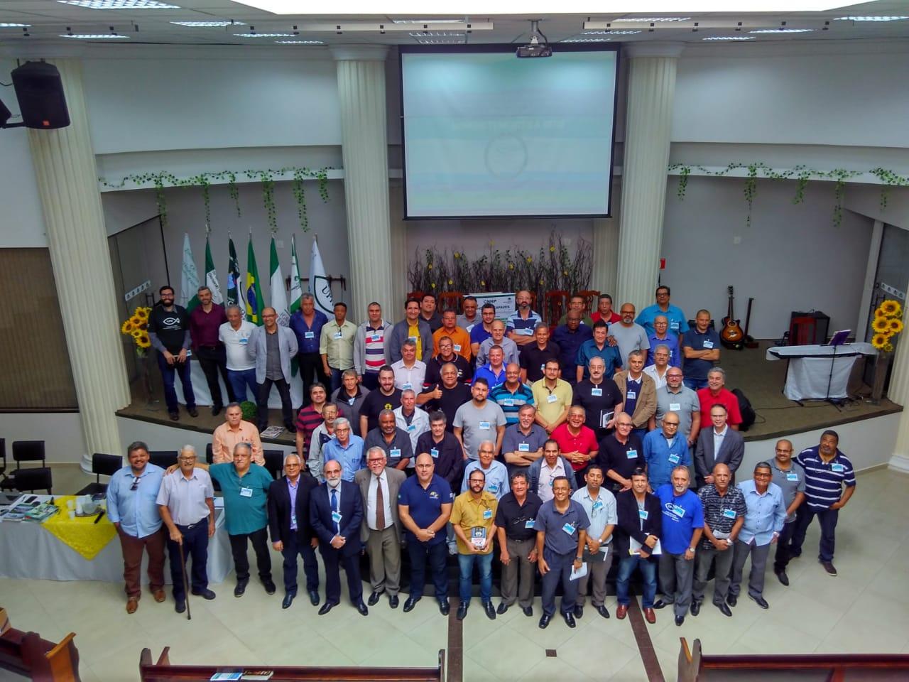 União Presbiteriana de Homens | XX Congresso Sinodal de UPH do Grande ABC | Foto: arquivo IPD (2019)
