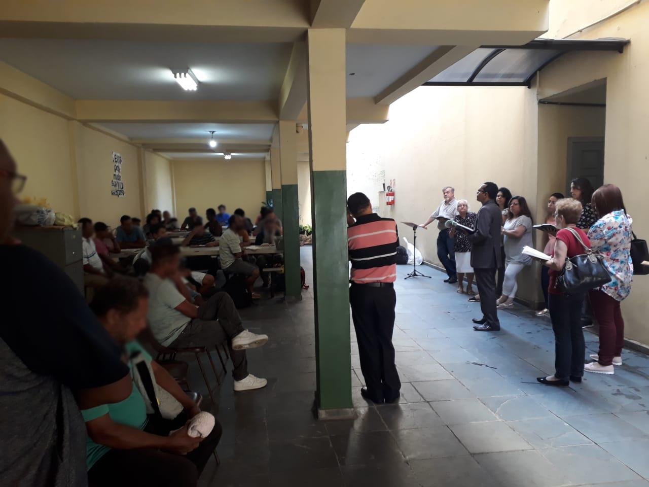 Ministério Barnabé | Foto: arquivo IPD (2018)