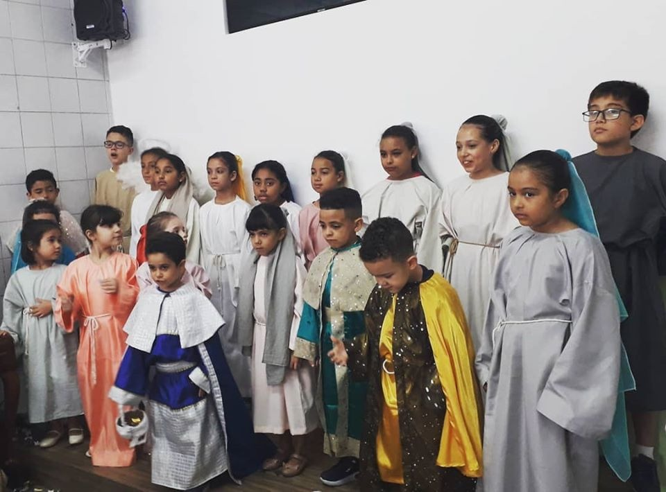 Cantata de Natal - Coral Louvor para Cristo | Foto: arquivo IPD (2019)