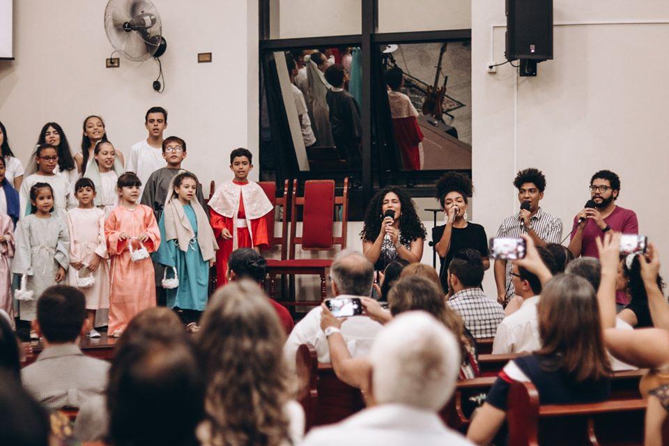 Coral Louvor para Cristo | Foto: arquivo IPD (2019)
