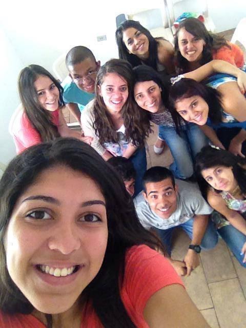 Nossa história | Sala EBD UPA - Adolescentes | Foto: arquivo histórico IPD (2013)