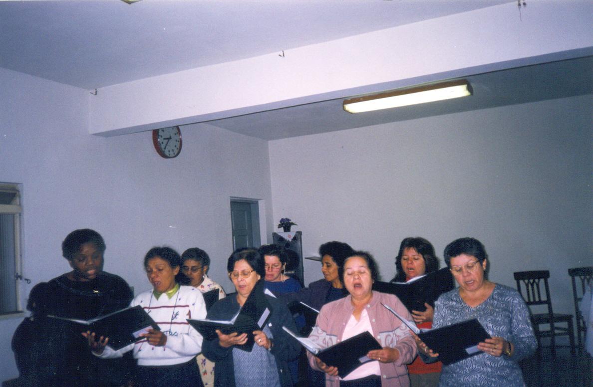 Conjunto Louvor e Vida | Foto: arquivo IPD
