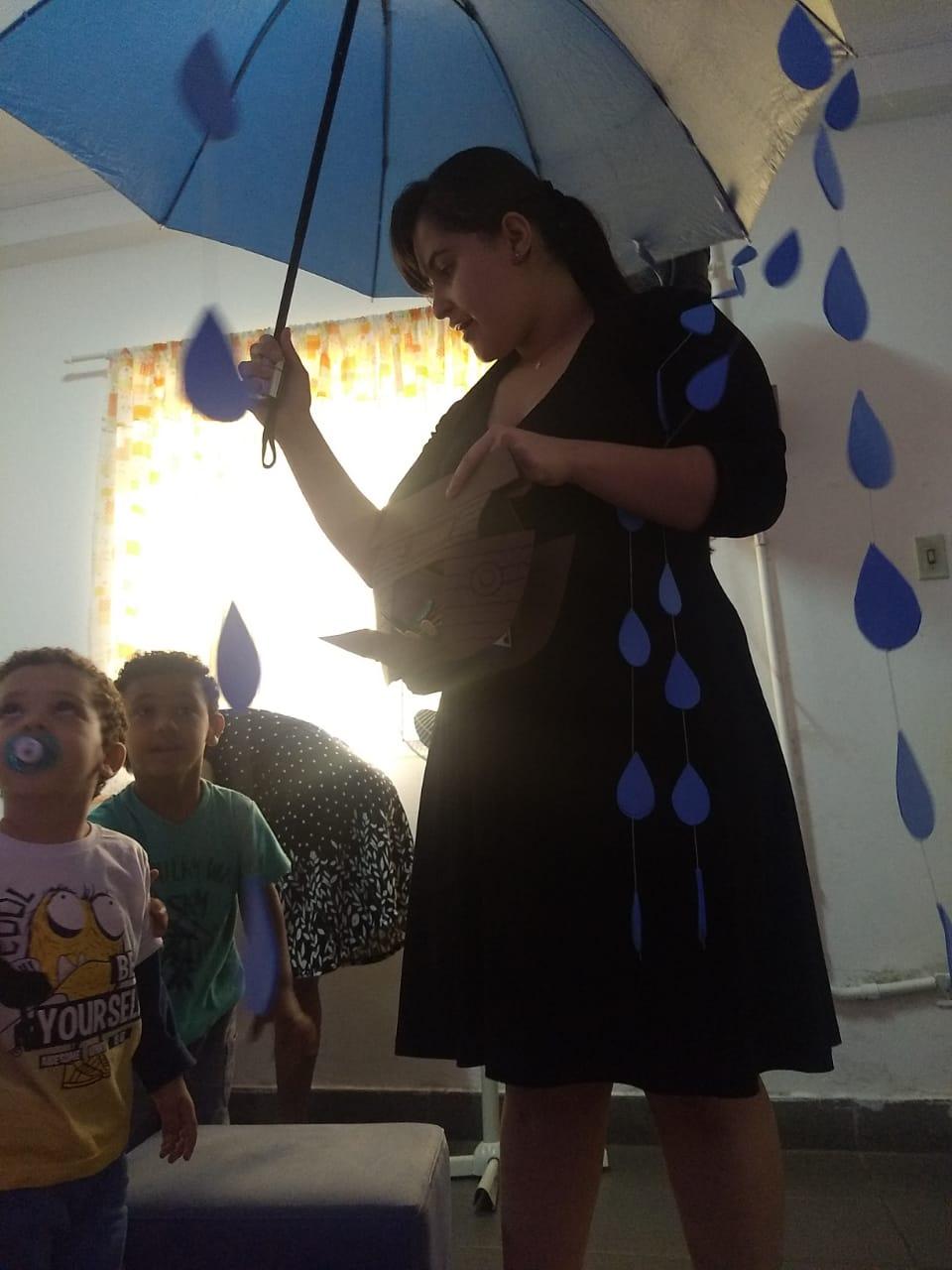EBD - Escola Bíblica Dominical | Sala Berçário (0 a 3 anos) | Foto: arquivo IPD (2019)