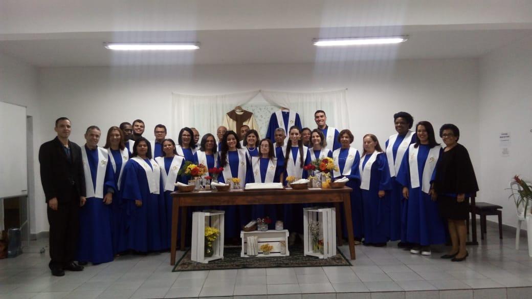 Coral Betel - Celebração do 52º. aniversário  | Foto: arquivo IPD (2019)