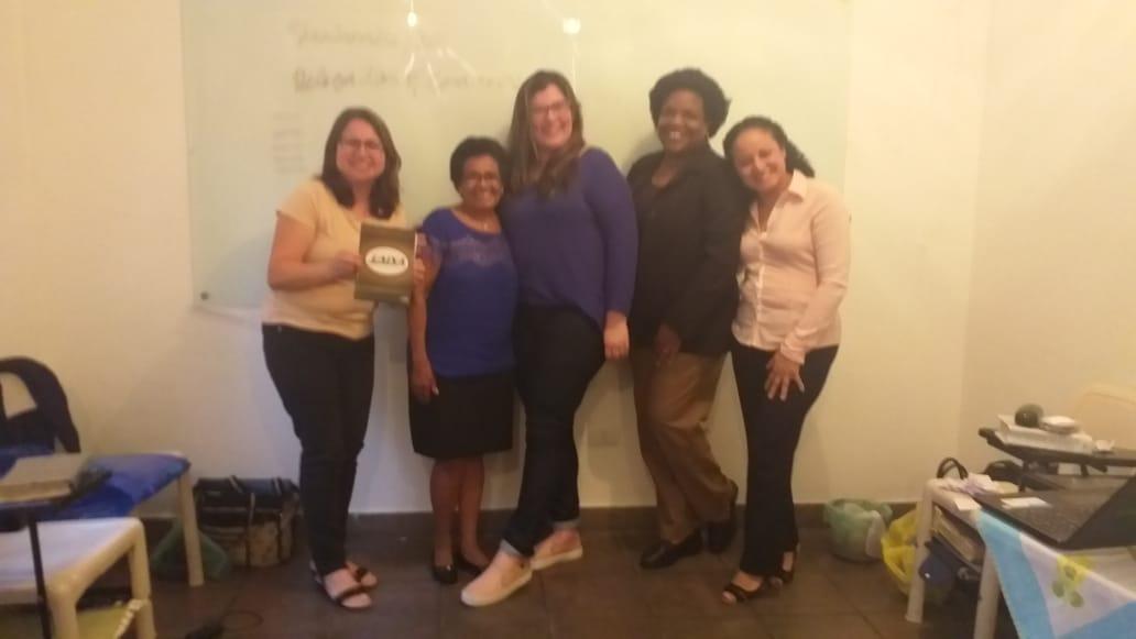 SAF - Sociedade Auxiliadora Feminina | Diretoria 2020 | Foto: arquivo IPD (2019)