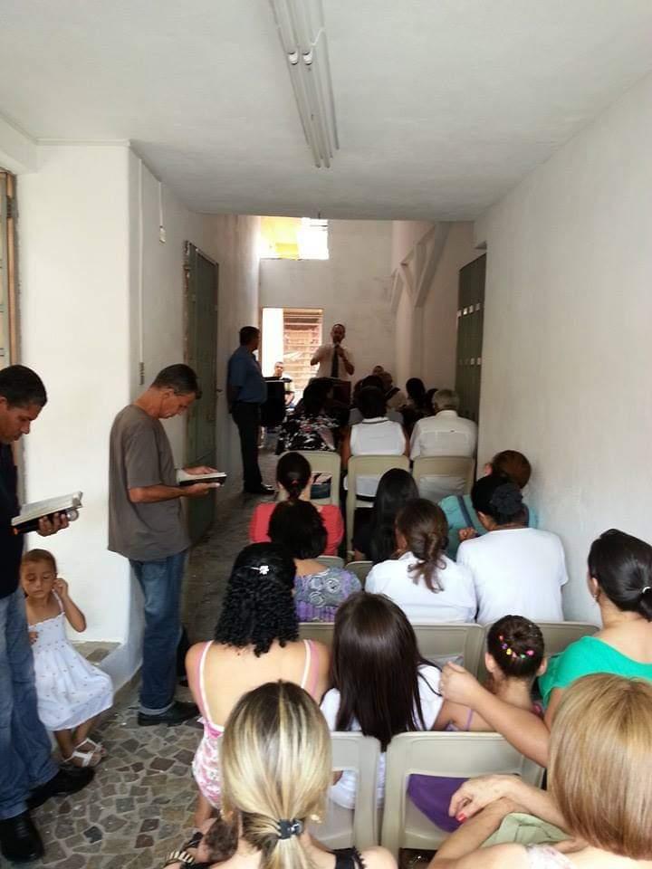 Culto de Inauguração Congregação Campanário (fev, 2014)