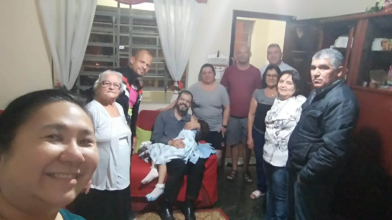 De Casa em Casa - Encontros nos lares - Congregação Campanário