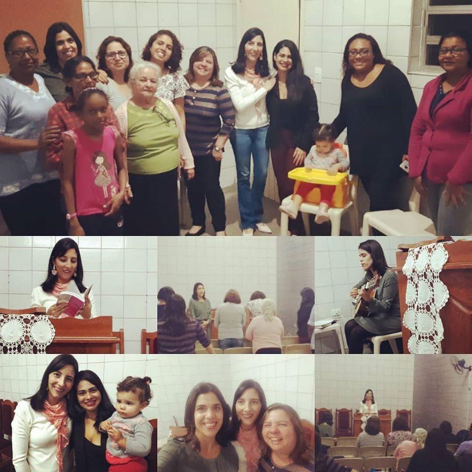 Encontros de Mulheres Congregação Campanário (2019)