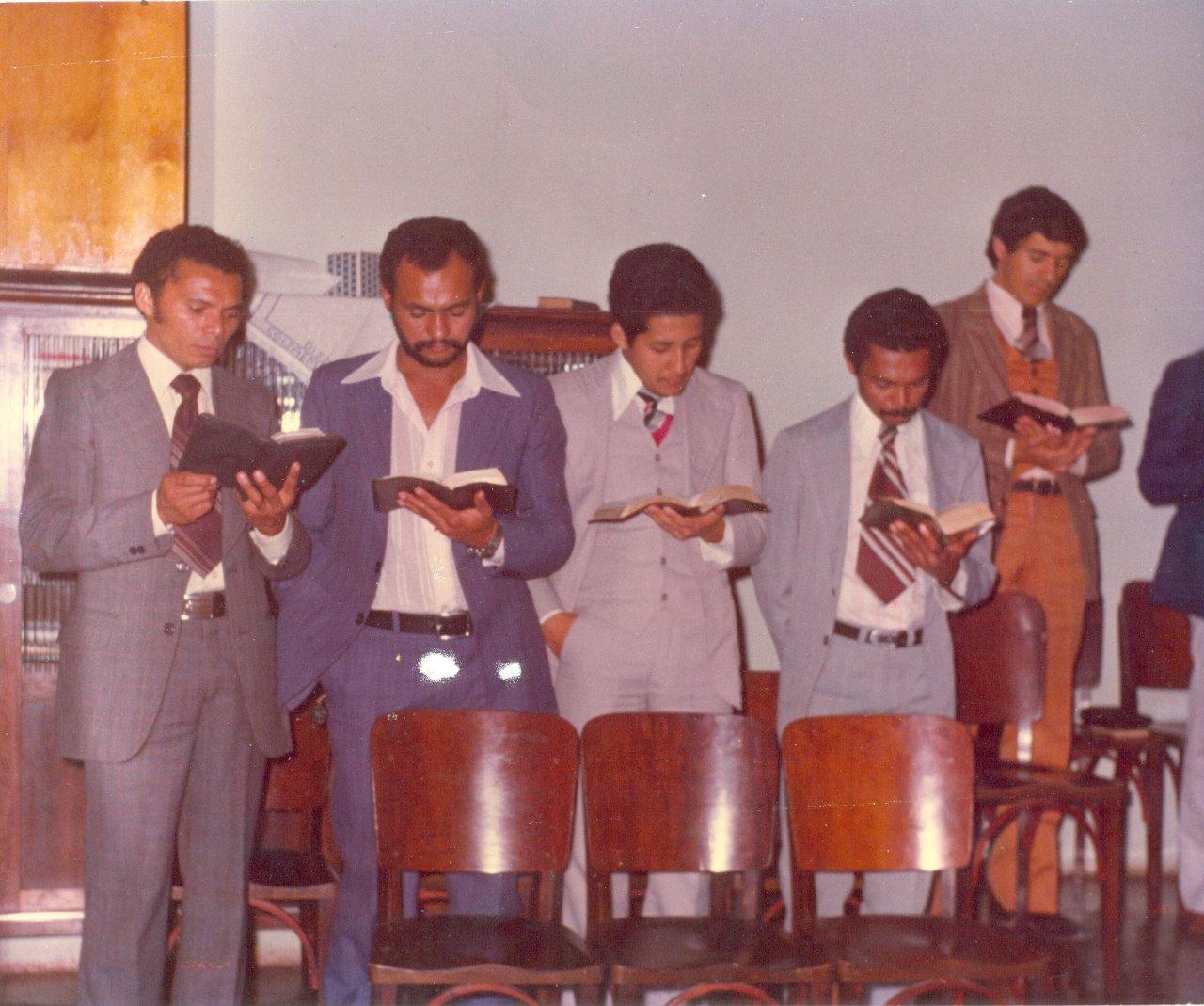 Nossa história | Foto: arquivo histórico IPD