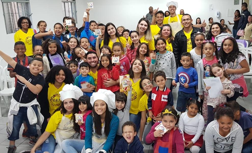 UCP - União de Crianças Presbiterianas | Escola Bíblica de Férias | Foto: arquivo IPD (2019)